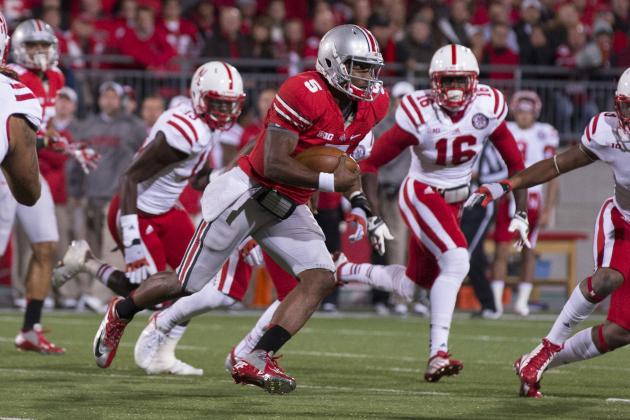 2013 Heisman Watch: Braxton Miller Just Made It a Two-Man Race with Geno Smith
