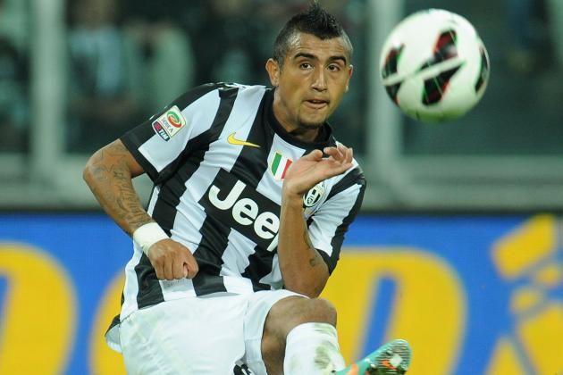 Vidal Keen to Commit Future to Juventus