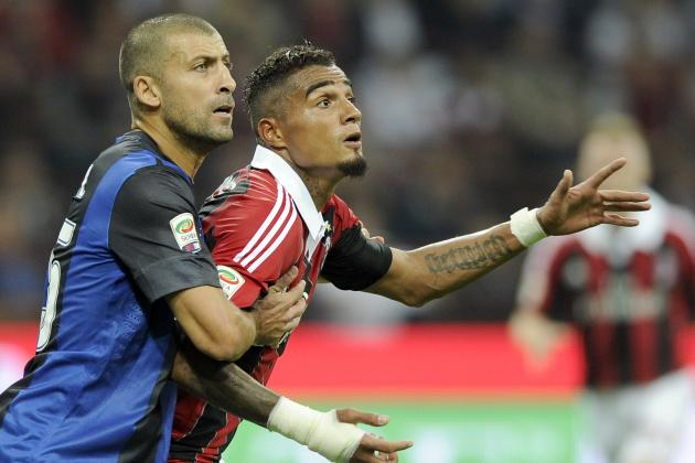 AC Milan Fined for Supporters Behavior at Derby