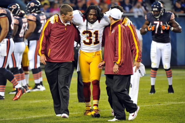 Redskins FS Meriweather Likely out Four More Weeks