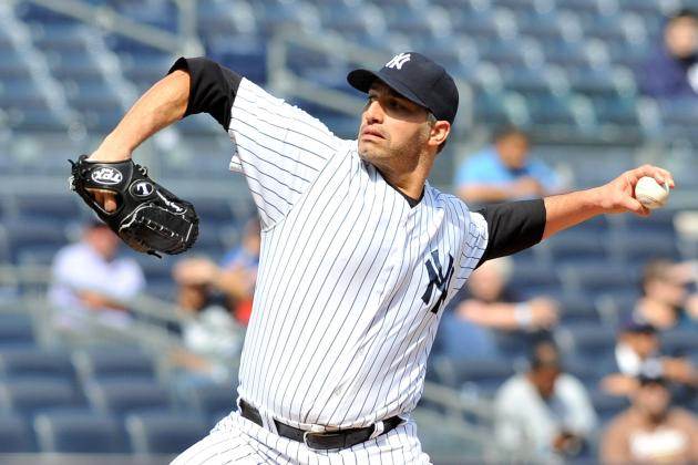 Pettitte Hints He'll Be Back with Yankees in 2013