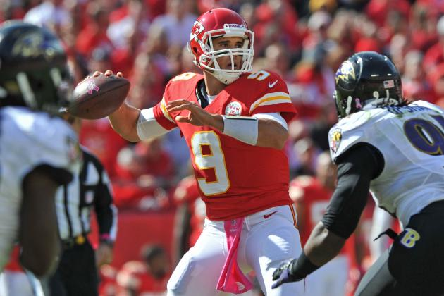 Brady Quinn and Other Backups Fantasy Owners Should Ignore in Week 6