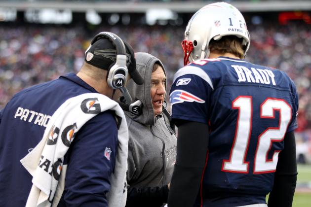 Mark It Down, New England Patriots Are Best Bet for AFC Champions