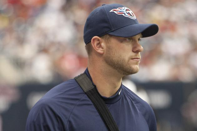 Jake Locker Injury: Updates on Titans QB's Shoulder