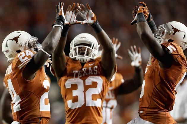 "Five observations from Texas media availability: ""Oklahoma game means a lot"""