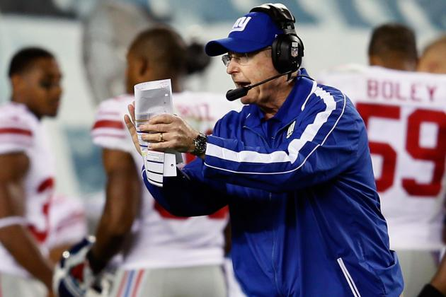 Coughlin on D-Line: 'We Didn't Touch the Passer Again'
