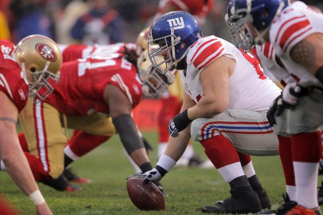 49ers Are Winning Big, but Giants' David Baas Says They're Not 'almighty'