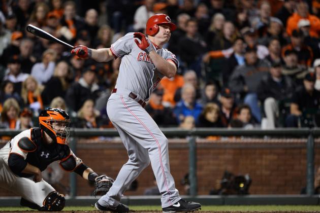 MLB Playoff Predictions: Cincinnati Bats Will Lead Reds to Sweep Giants