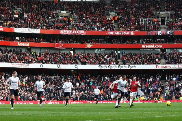 Tottenham and Arsenal: Why This Season's North London Rivalry Means so Much