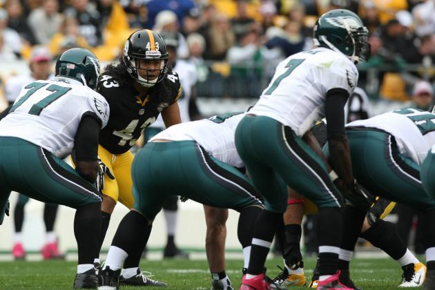 Breaking Down How Troy Polamalu's Injury Changes Steelers Defense