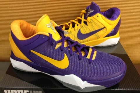 Breaking Down Kobe Bryant's Nike Hyperdunk Snake Pools