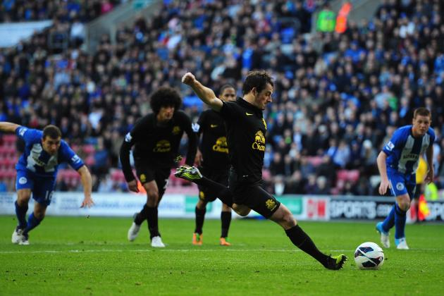 Everton vs Wigan: Draw Highlights  Issues for Upcoming QPR and Liverpool Matches