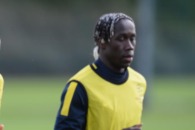 Fresh Boost for Arsenal as Sagna Joins Wilshere on Comeback Trail for Under 21s