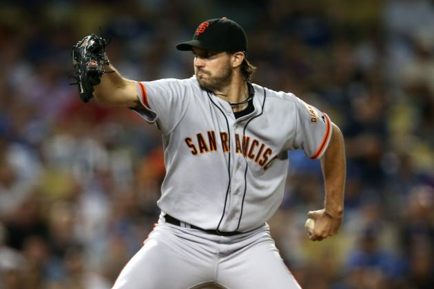 Giants Announce Barry Zito as Game 4 Starter