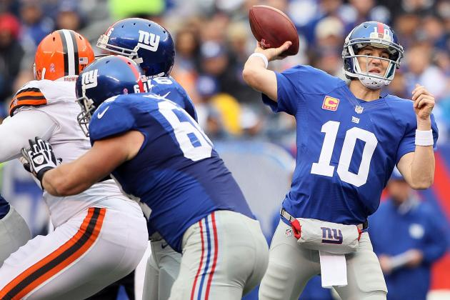 Even with Odds Stacked, Don't Bet Against the New York Giants