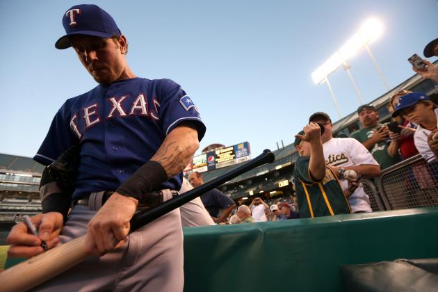 Josh Hamilton Rumors: Why Rangers Slugger Is Unlikely to Re-Sign with Texas