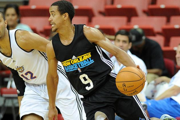 Hornets Guard Brian Roberts Anything but a Newcomer