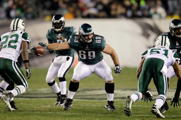 Mathis Taking Reps as Eagles' Emergency Center