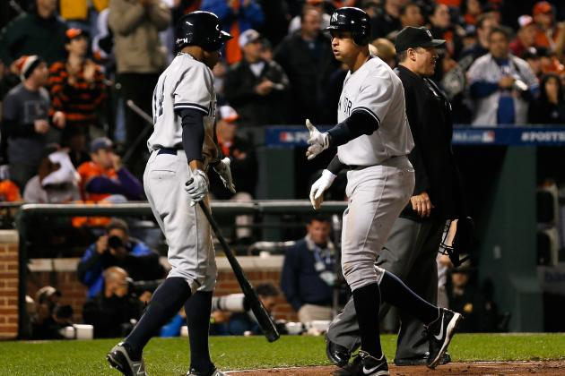Yankees: 'We're a Different Lineup'