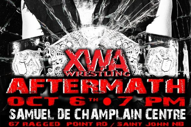 XWA Wrestling Recap for October 6th 2012: Aftermath