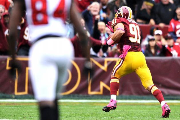 Redskins' Ryan Kerrigan Proving He's as Good, If Not Better, Than Brian Orakpo