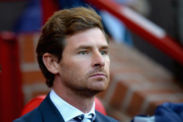 André Villas-Boas's No-Favours Policy Wins Plaudits at Tottenham Hotspur