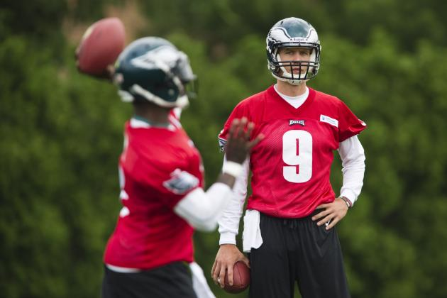 Philadelphia Eagles Likely Have to Sink or Swim with Michael Vick