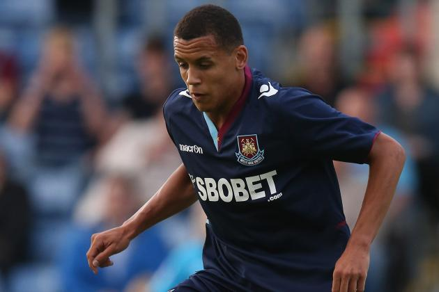 West Ham Midfielder Ravel Morrison in More Trouble