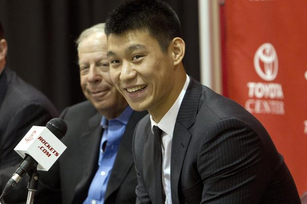 Jeremy Lin: Rockets Point Guard Will Prove Former Teammates Wrong