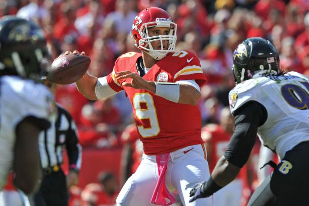 Chiefs Start Crafting Offensive Plan with Quinn at QB