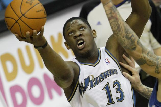 Kevin Seraphin Expects to Improve from Randy Wittman's Tough Love