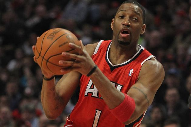 Tracy McGrady Finalizing Deal in China