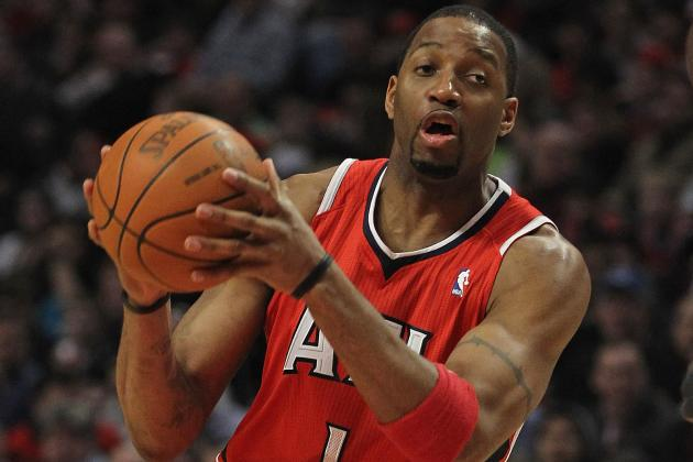 Tracy McGrady Finalizing Deal to Play in China