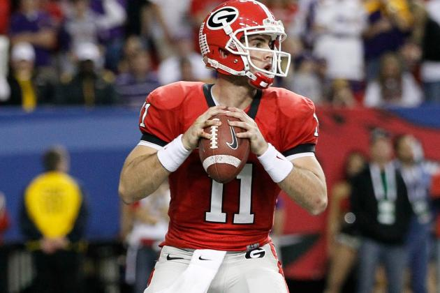 Aaron Murray's Father Reportedly Has Thyroid Cancer