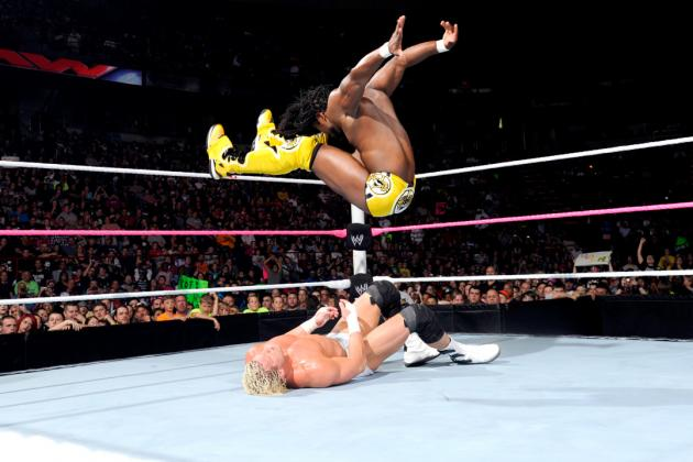 WWE: Why Kofi Kingston vs. Ziggler Is a Perfect Matchup for Both Superstars