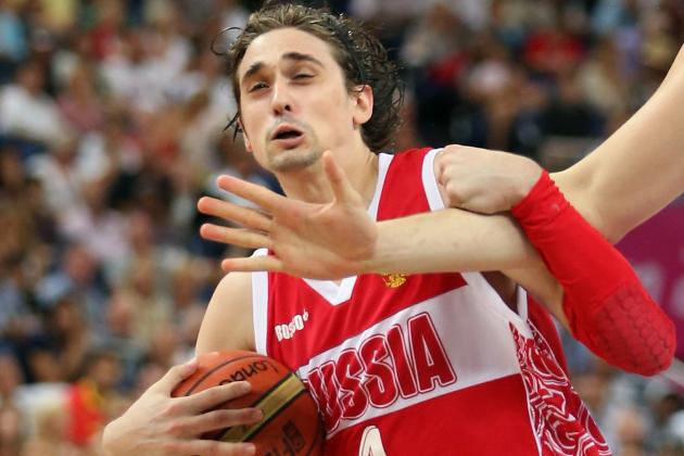 Timberwolves Try Alexey Shved at Point Guard with Luke Ridnour Hurting