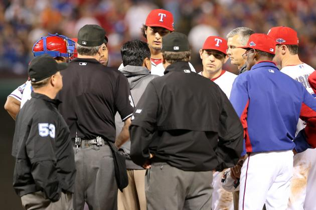 Plenty of Questions Unanswered for Rangers