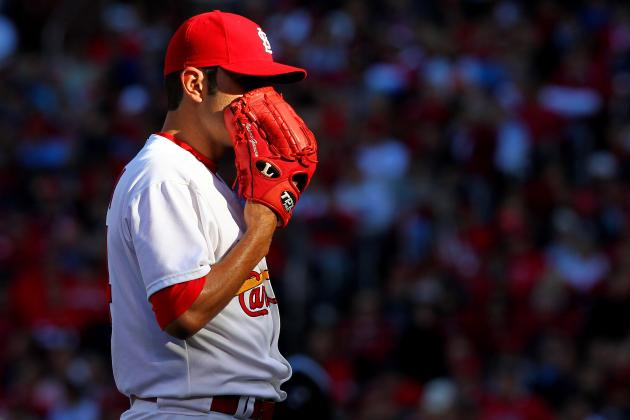 Jaime Garcia Sent for MRI for Arm Discomfort