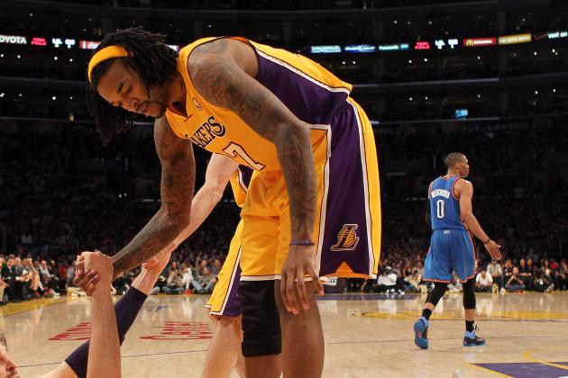 Jordan Hill out at Least a Week