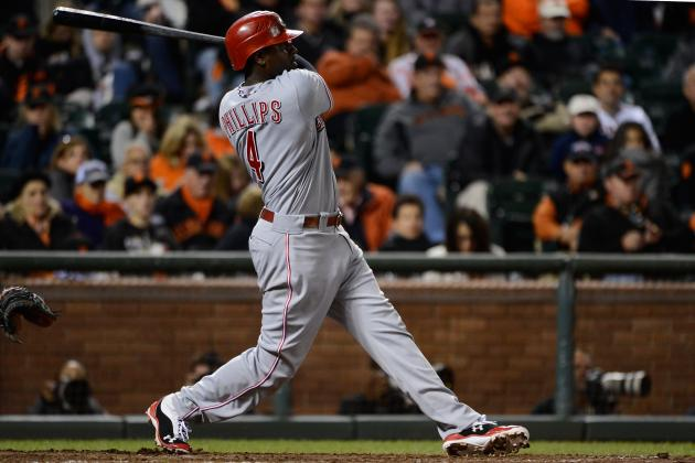 Reds vs. Giants: Why Brandon Phillips Can Be the Star of the 2012 Postseason