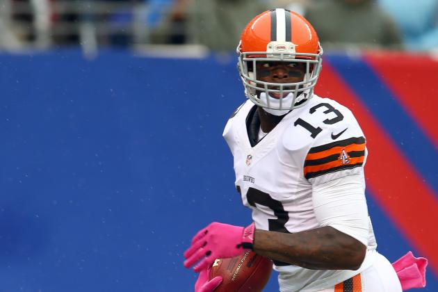 Cleveland Browns: Josh Gordon Proves Supplemental Picks Are Sound Investments