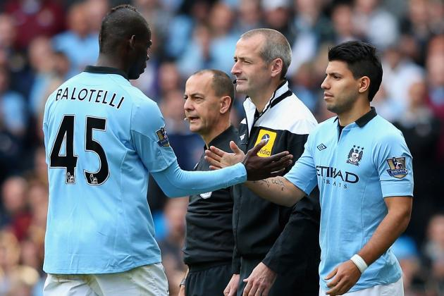 Manchester City: Run Mario Balotelli Off? Only at Your Peril, Roberto Mancini