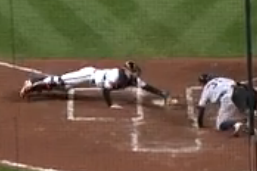 Yankees Take Early Lead Thanks to Some Fancy Footwork by Ichiro