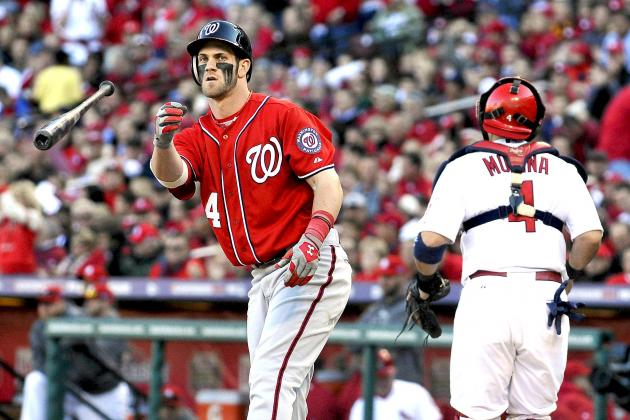 Will Bryce Harper Overcome His Early Postseason Struggles?