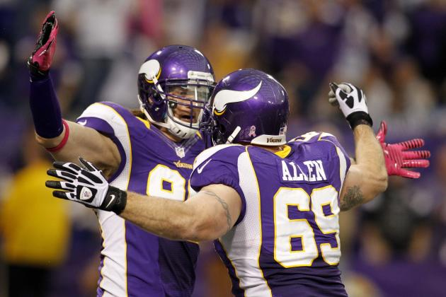 Hey NFL, It's Time to Start Taking the Minnesota Vikings Seriously