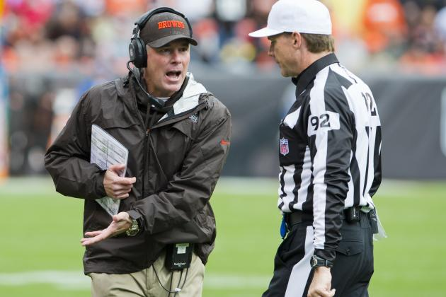 Pat Shurmur Addresses Third Down Play Calling Again