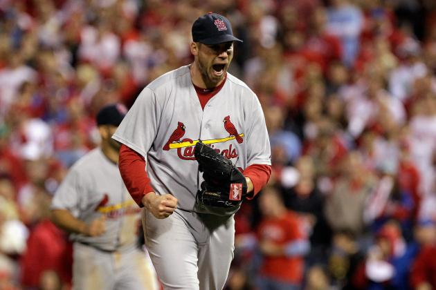 2012 NLDS: Why Chris Carpenter Will Come Up Clutch AGAIN in Crucial Game 3