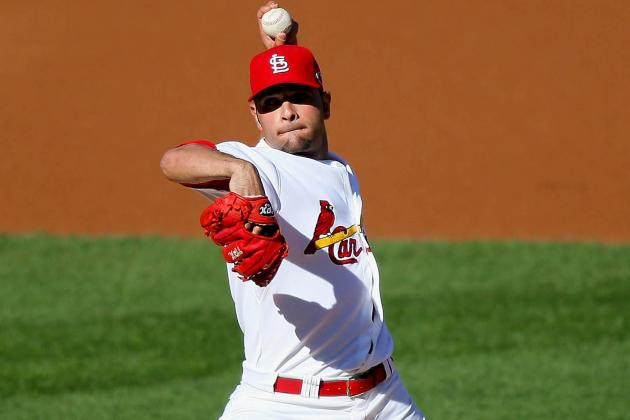 Cardinals Remove Jaime Garcia from Playoff Roster Following Rotator Cuff Injury