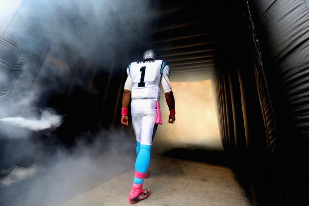 Breaking Down What's Wrong with Cam Newton