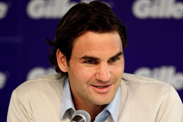 Roger Federer Says Andy Murray Can Be World No. 1 This Year
